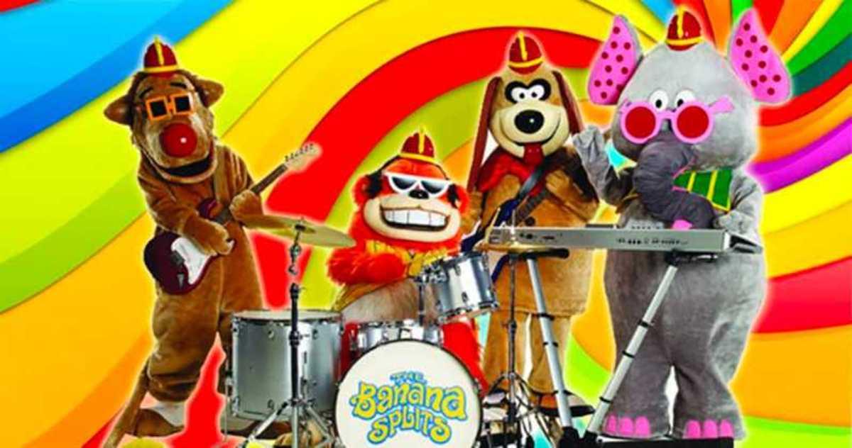 "History of Hanna-Barbera: ""The Banana Splits Adventure Hour"""