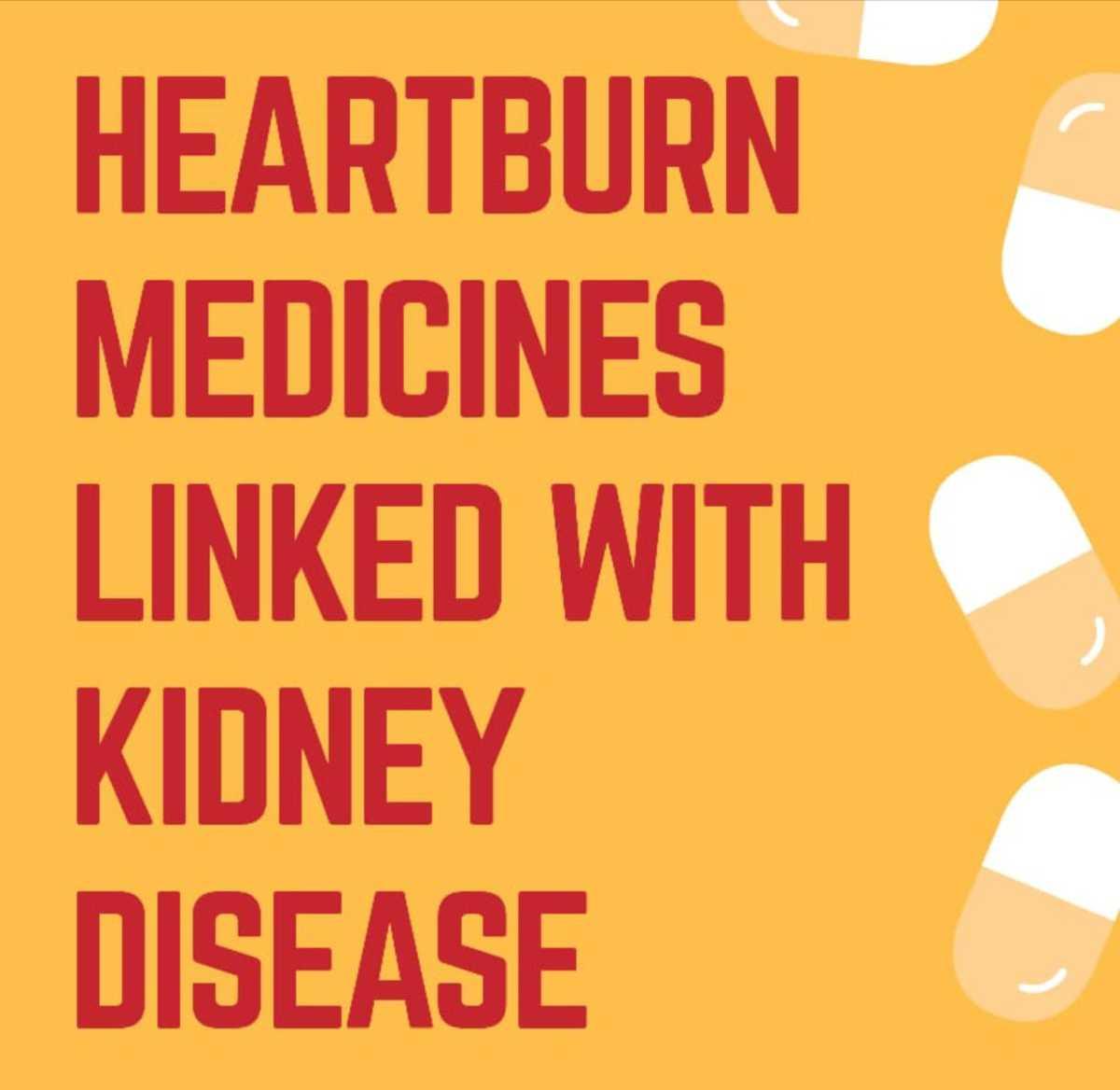 Proton pump inhibitors (Prevacid 24h. Prilosec, Nexium 24h) are yet again linked with risk of kidney disease.