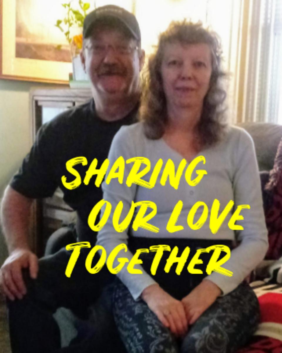 Poem: Sharing Our Love Together
