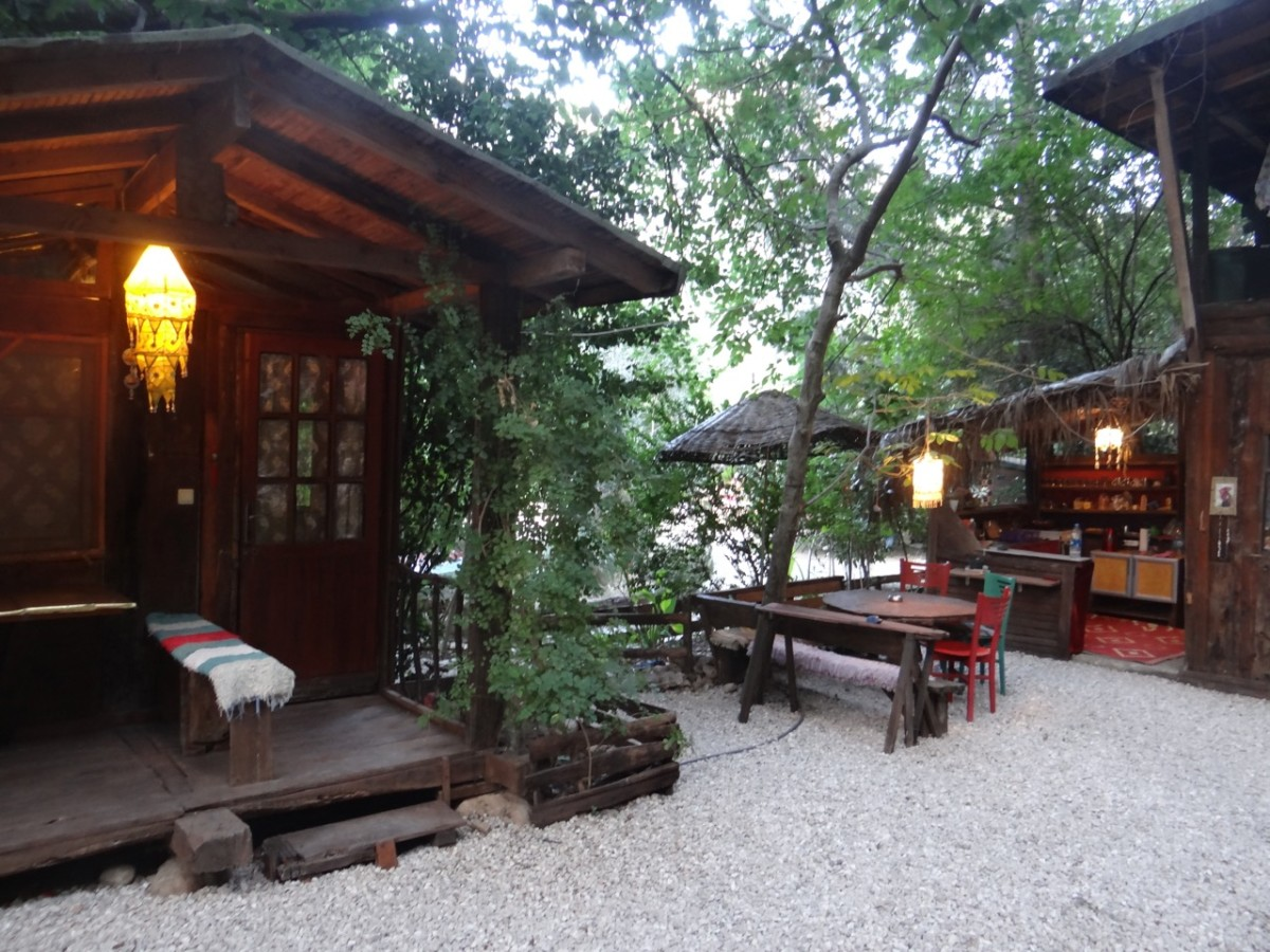 Cirali Homestay is a cozy retreat in the forest and an easy walk to the beach or to ancient ruins.