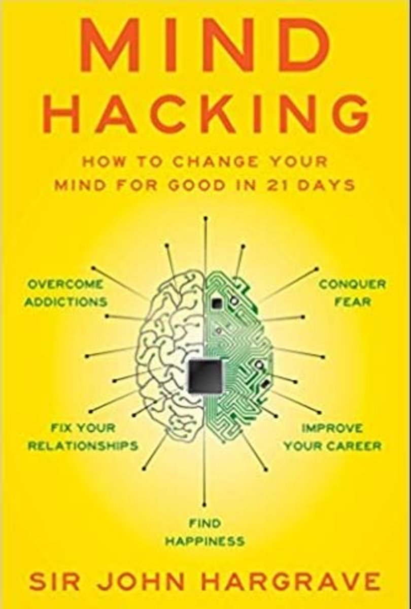 Mind Hacking: How to Change Your Mind for Good in 21 Days.