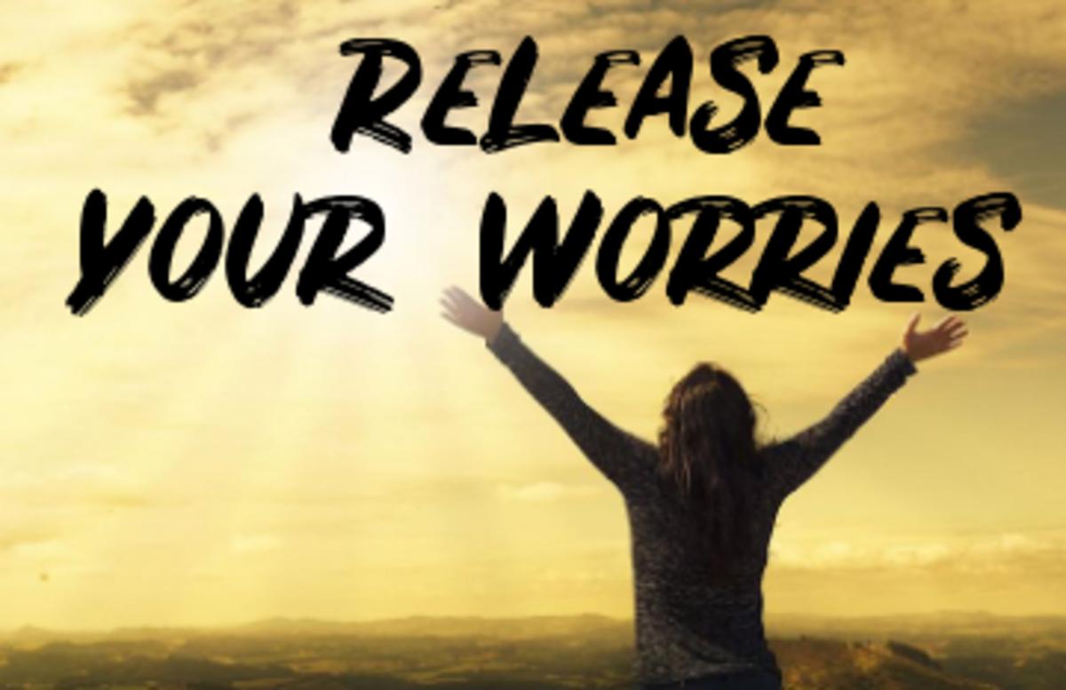 Poem: Release Your Worries