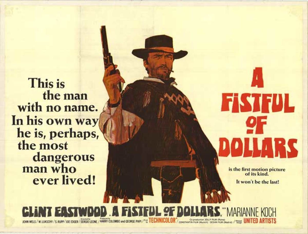 Should I Watch..? 'A Fistful of Dollars'