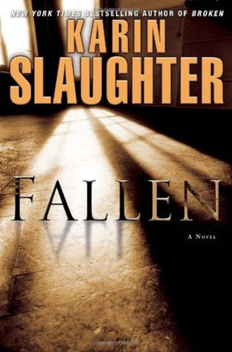 review-of-fallen-by-karin-slaughter