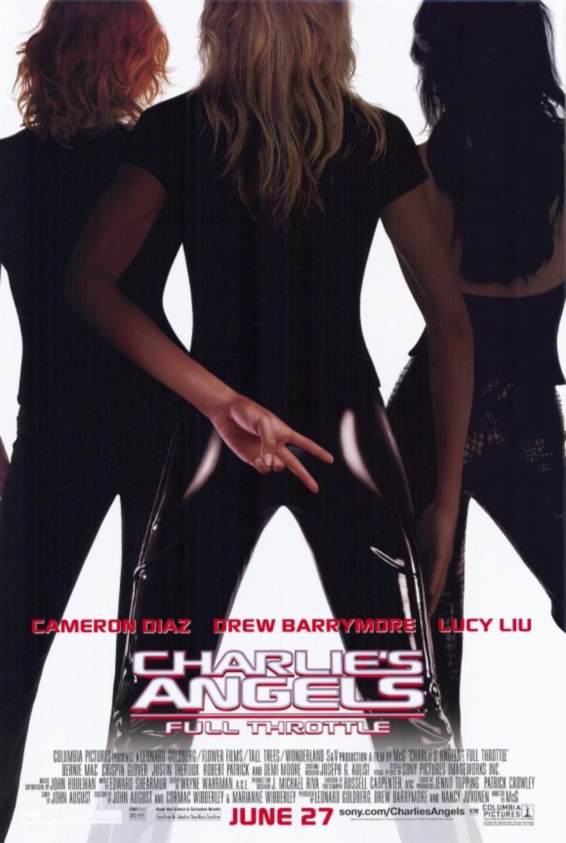 Should I Watch..? 'Charlie's Angel: Full Throttle'