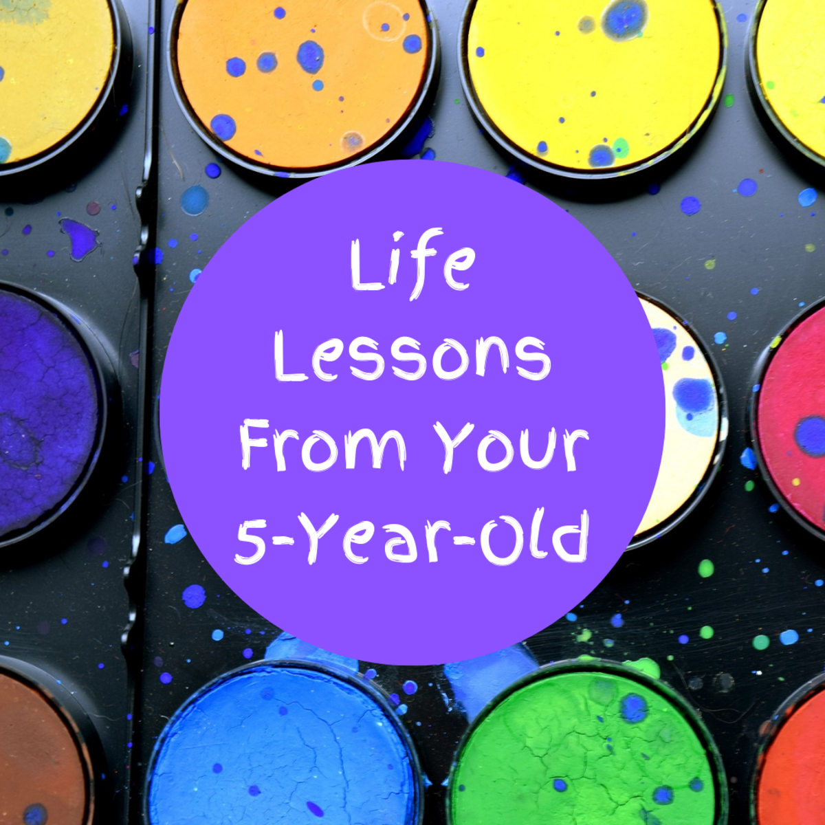 Explore five qualities that you can learn from your 5-year-old to improve your adult self!