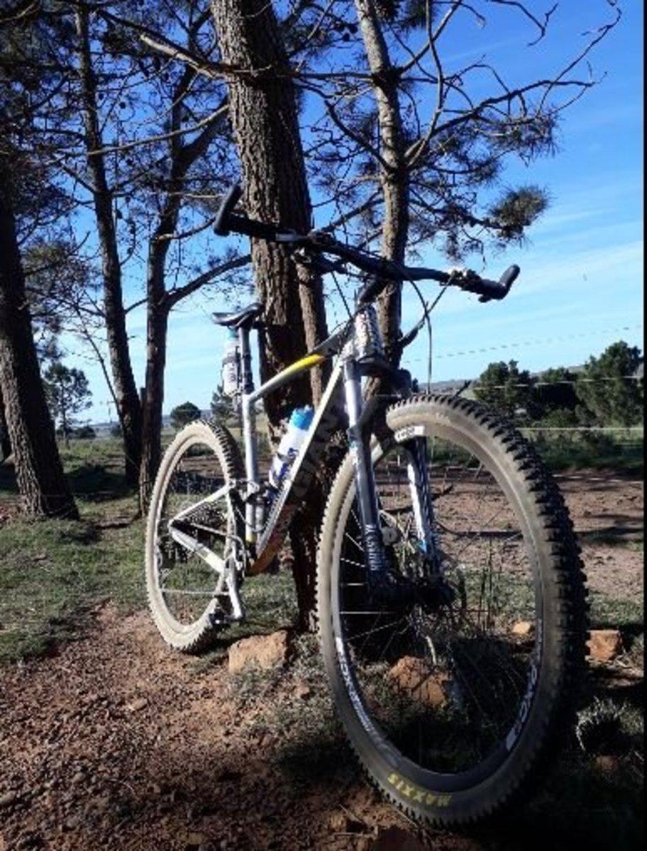 Upgraded Mountain Bike