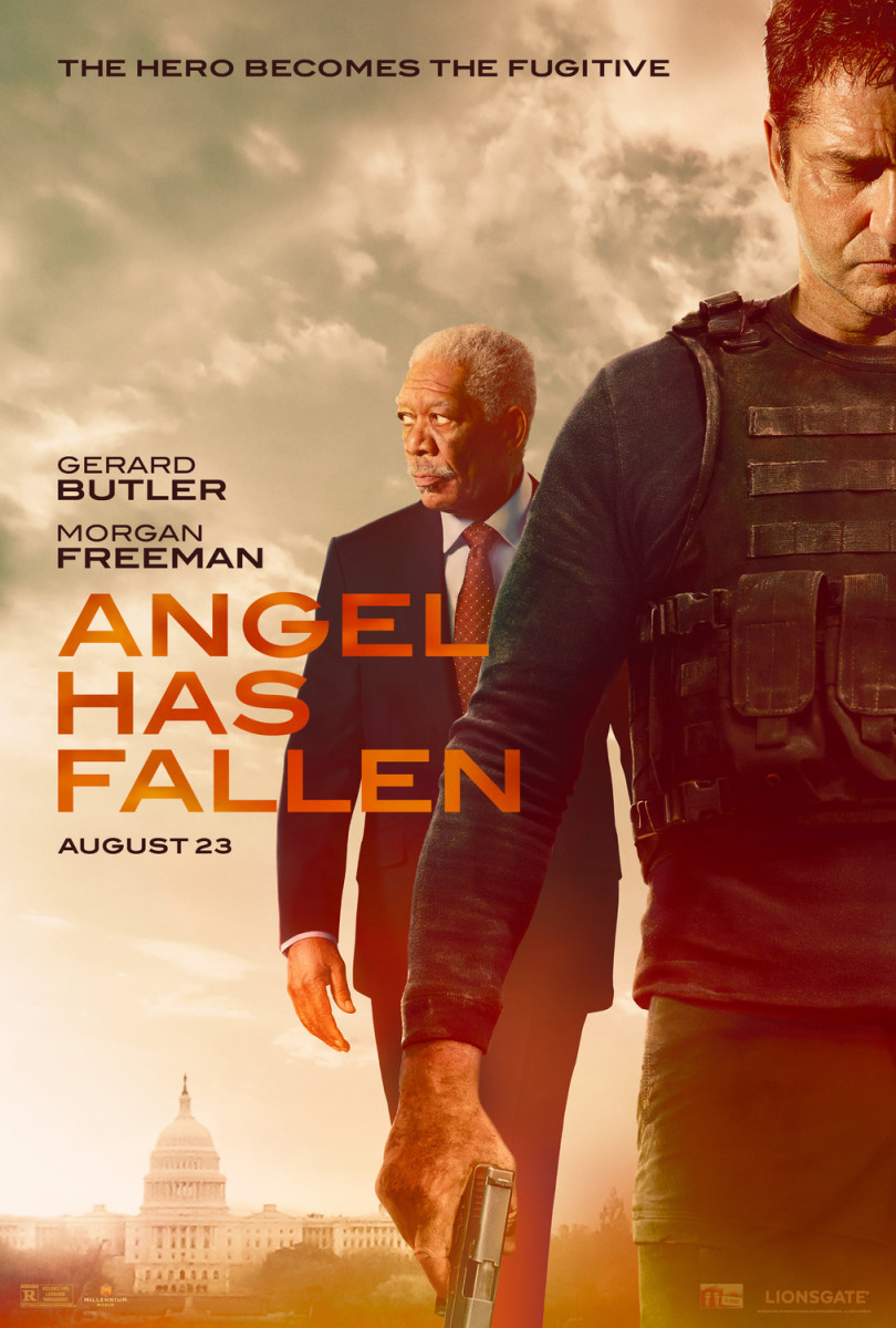 "Movie Review: ""Angel Has Fallen"""
