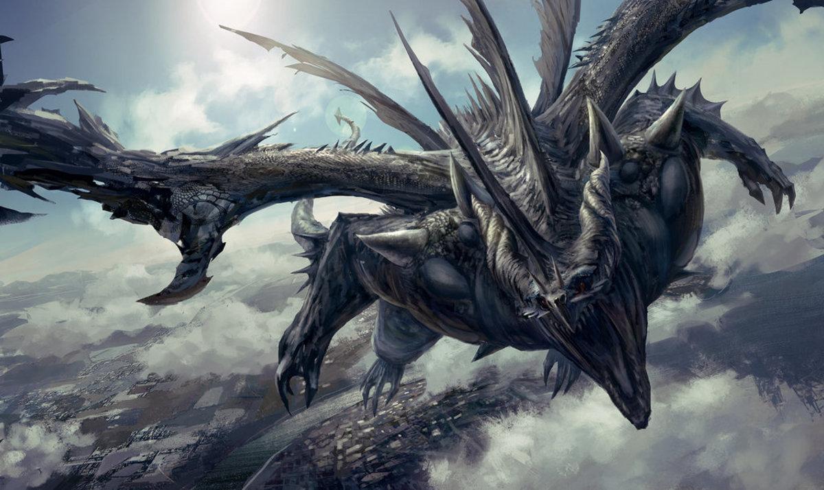 The Terrifying Dragon