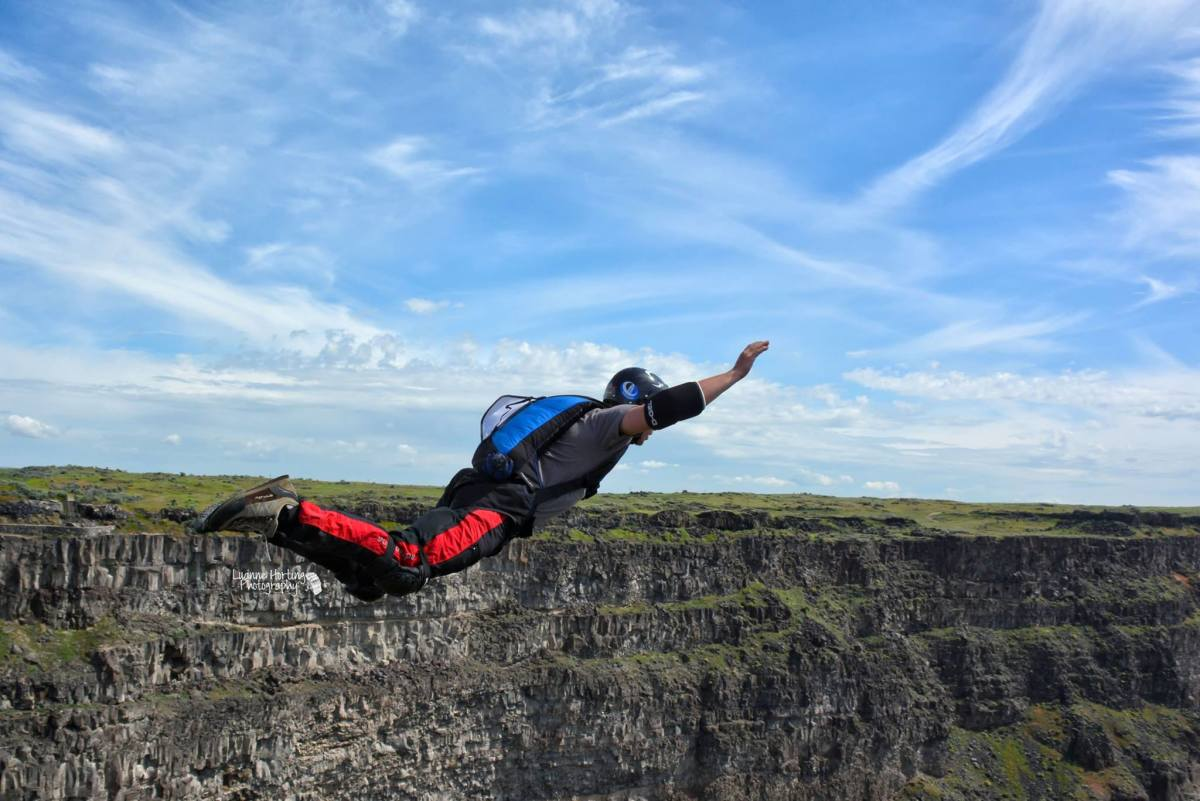 BASE Jumping: Diving in the Most Outrageous Sport