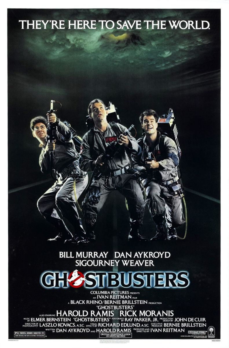 Image result for ghostbusters 84""