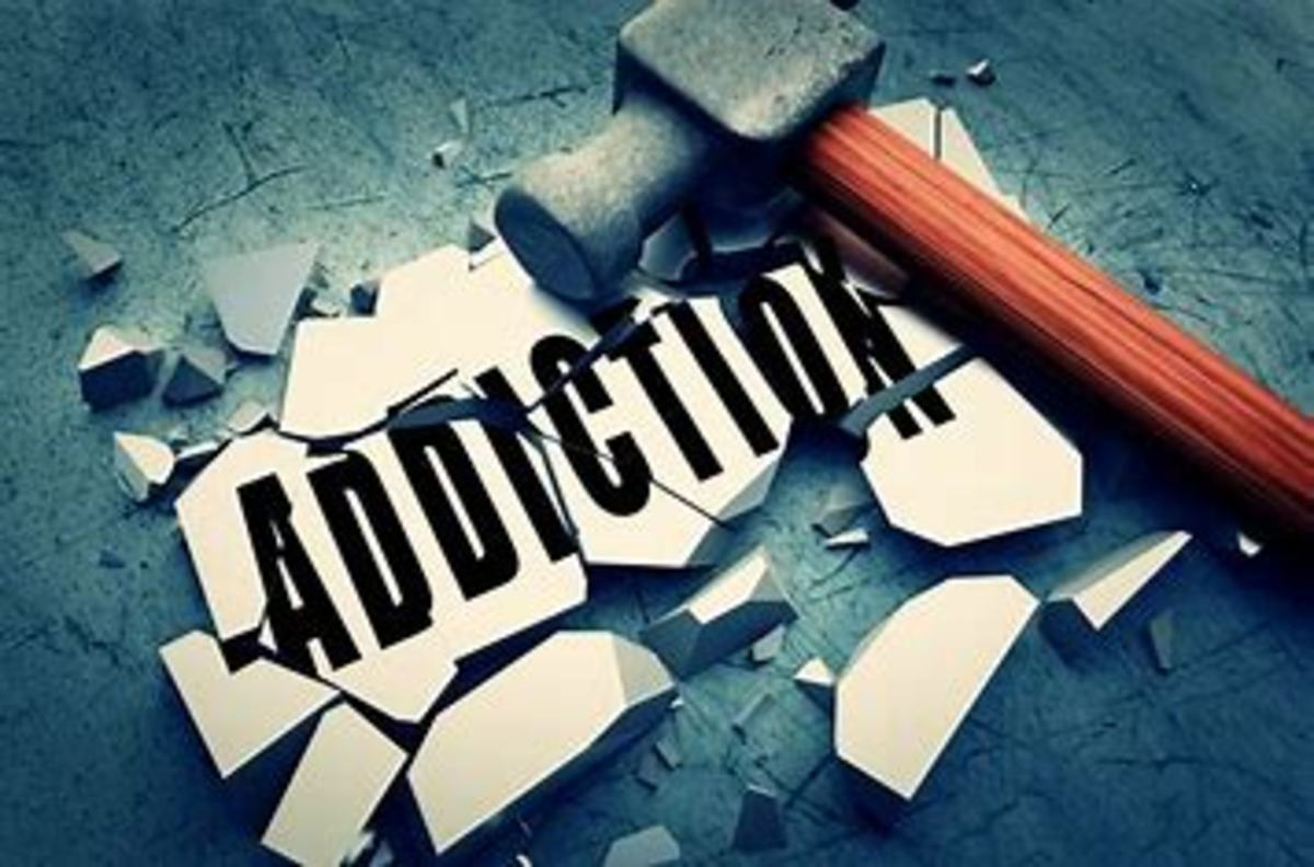 Road From Addiction To Recovery