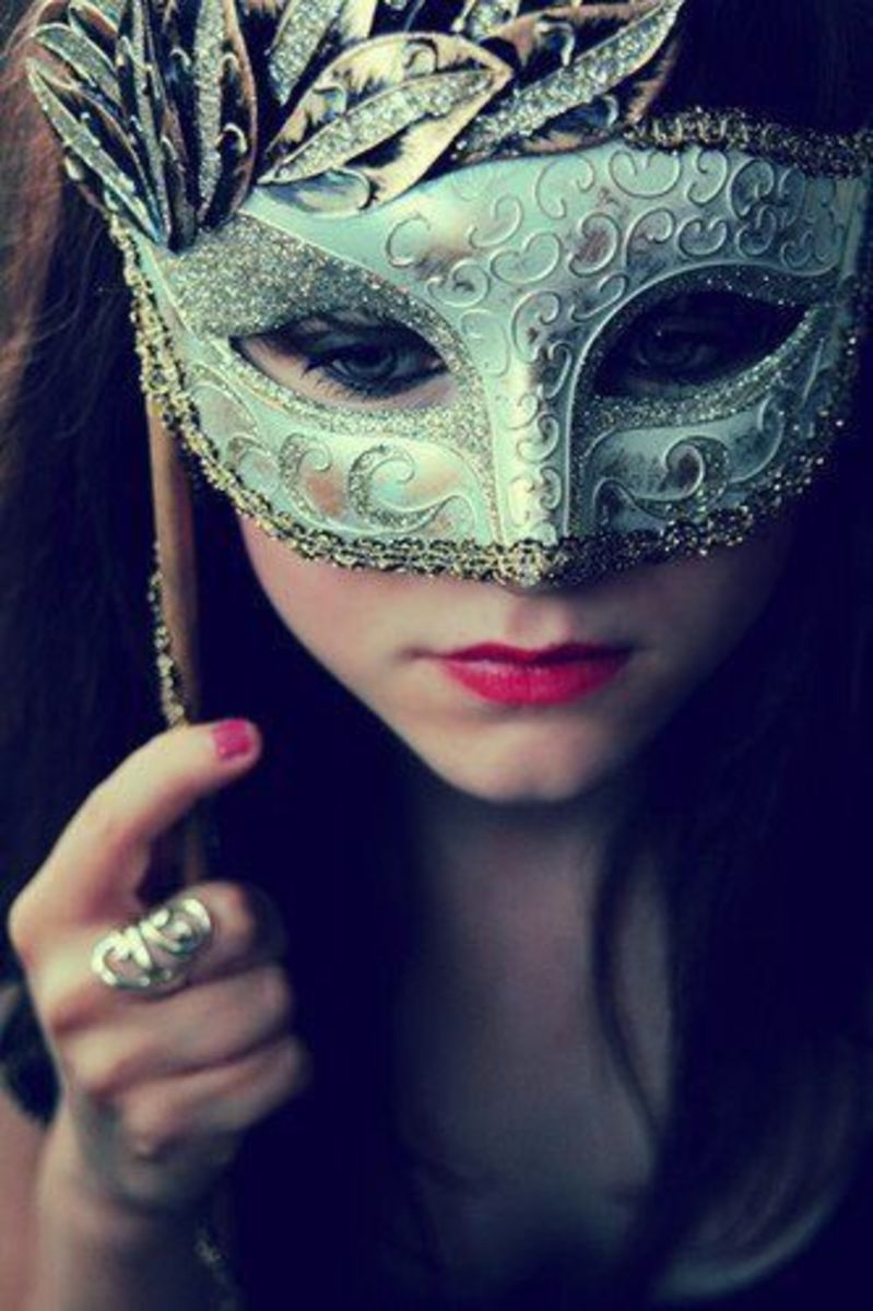 Masks Of Illusion