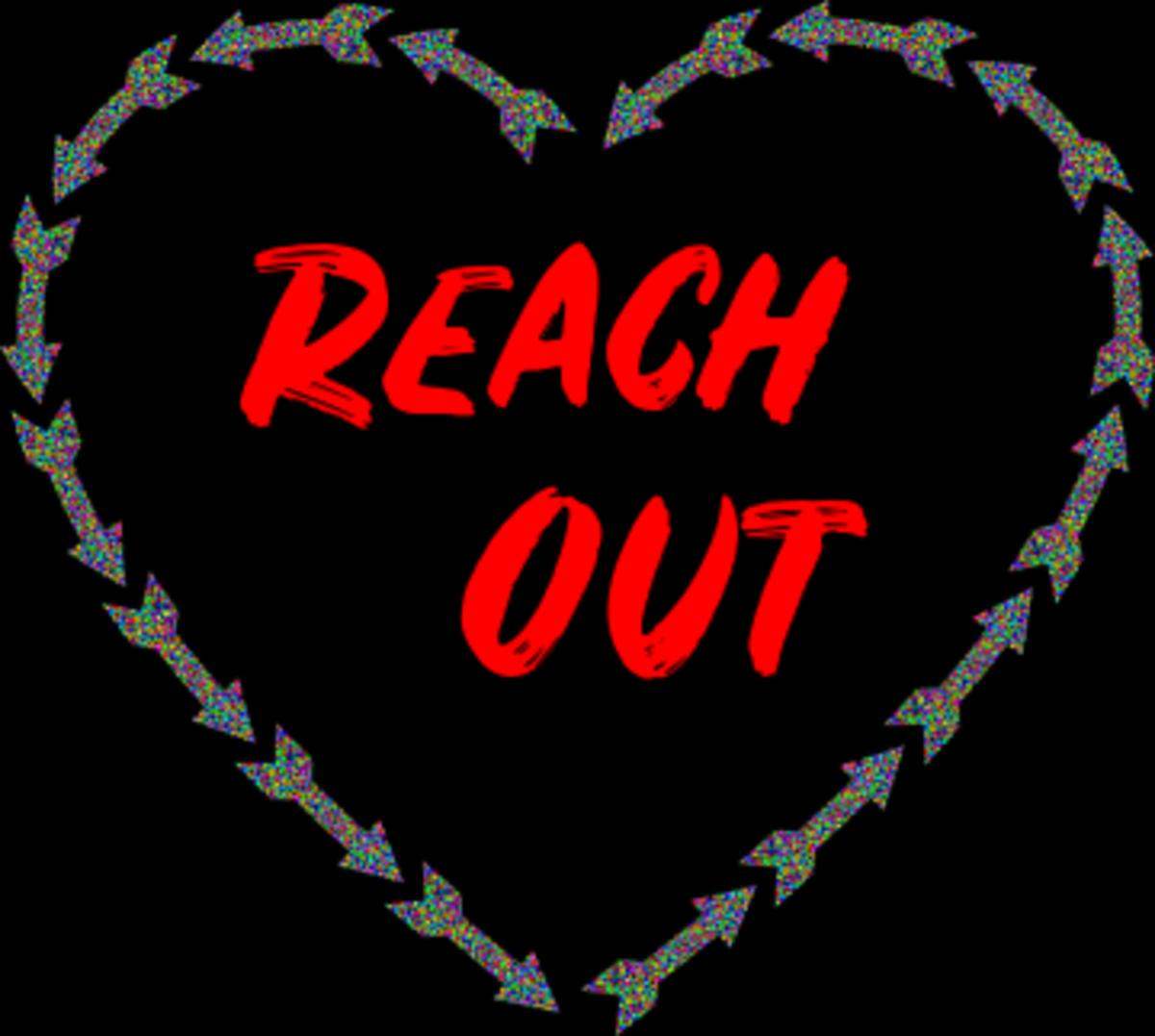 Poem: Reach Out