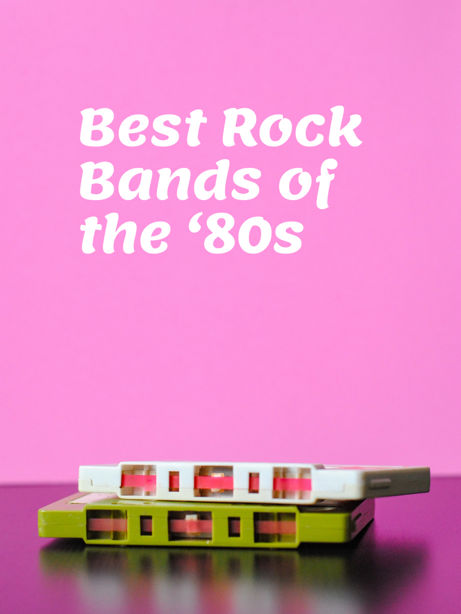 100 Best Rock Bands of the '80s