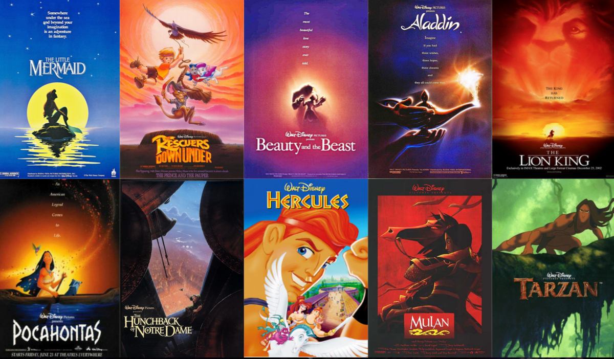 24 Fabulous Facts About Your Favorite Disney Renaissance Films