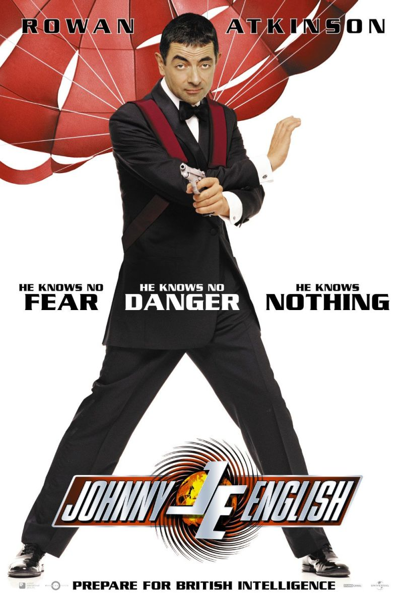 Should I Watch..? Johnny English