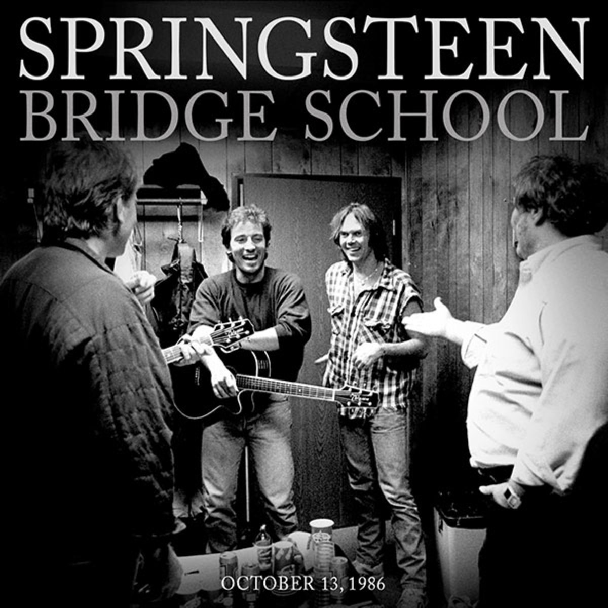 Bruce Springsteen Bridge School Benefit Concert 1986 Album Review