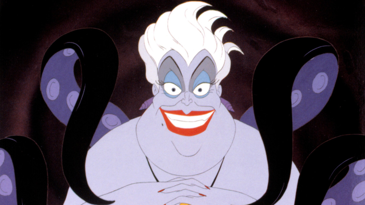 Top 12 Scariest Disney Animated Villains of All Time