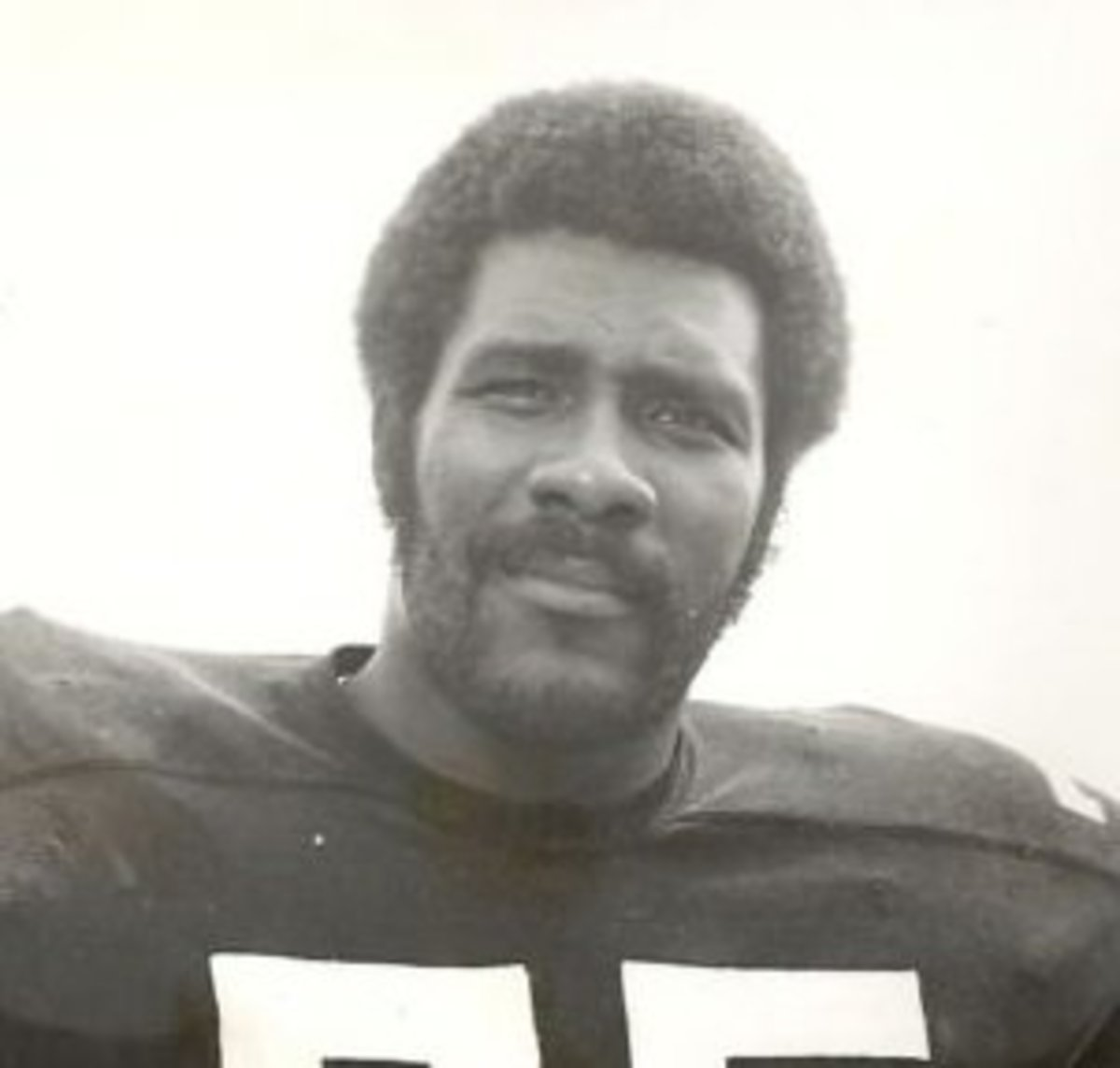 Mean Joe Greene in 1975