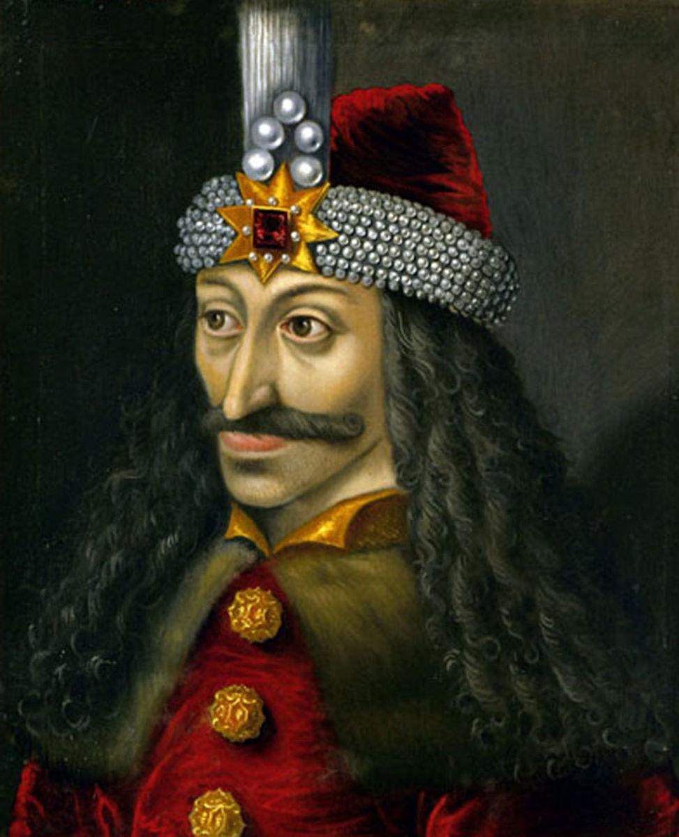 Portrait of Vlad Tepes III