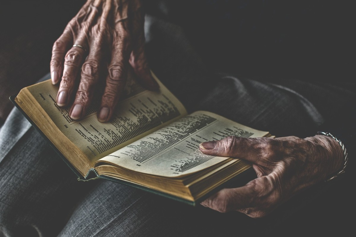 Seniors can read their Bibles at home.