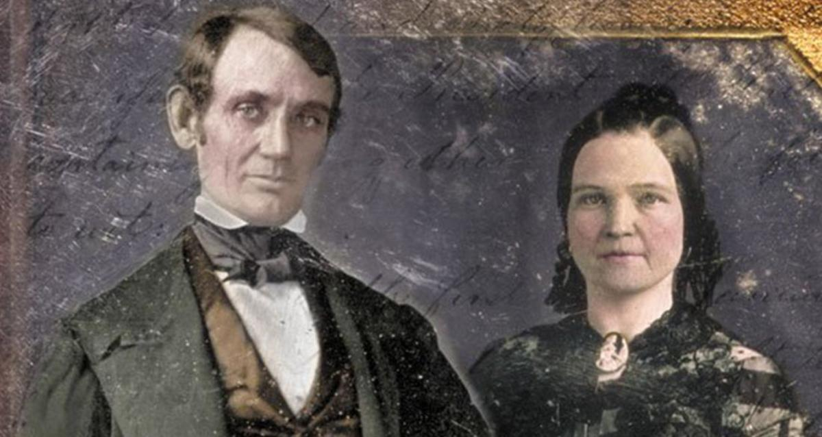Of Love and Insanity: The Story of Abraham Lincoln and Mary Todd
