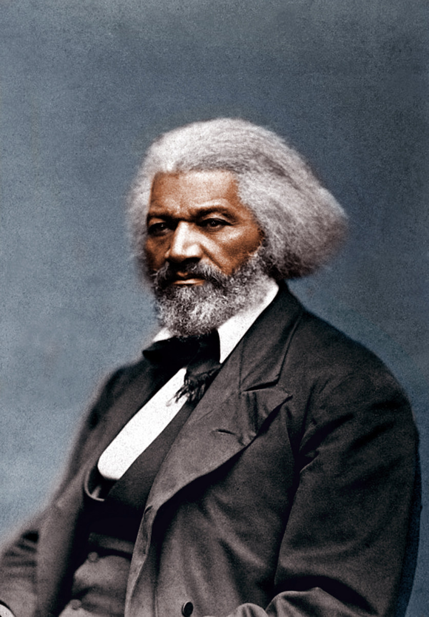 Frederick Douglass: African American Abolitionist, Orator, and Journalist