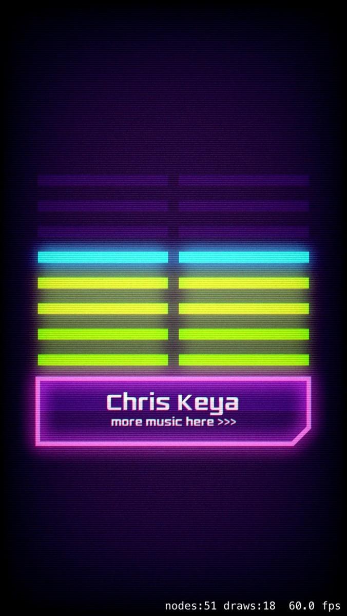 #Synthfam Profie: Chris Keya