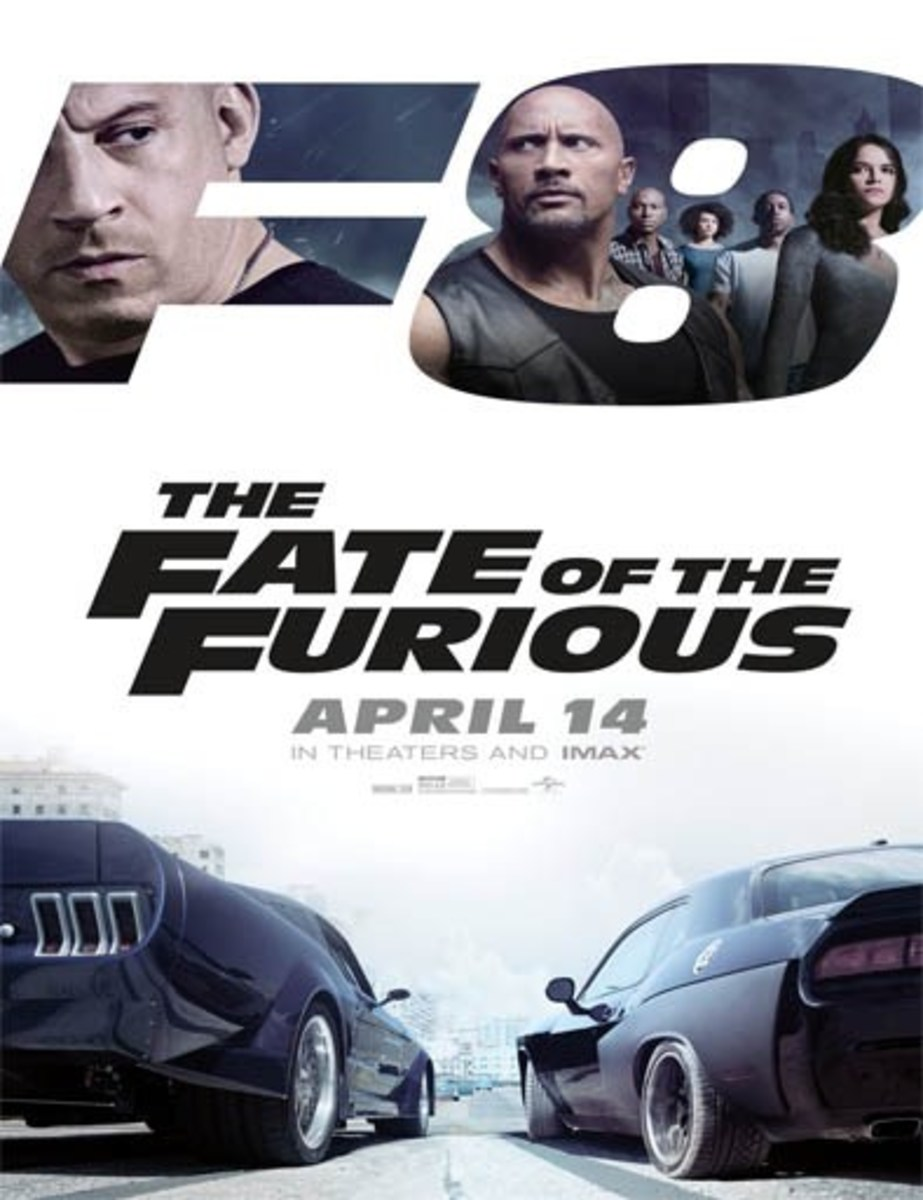 Should I Watch..? 'Fast And Furious 8'