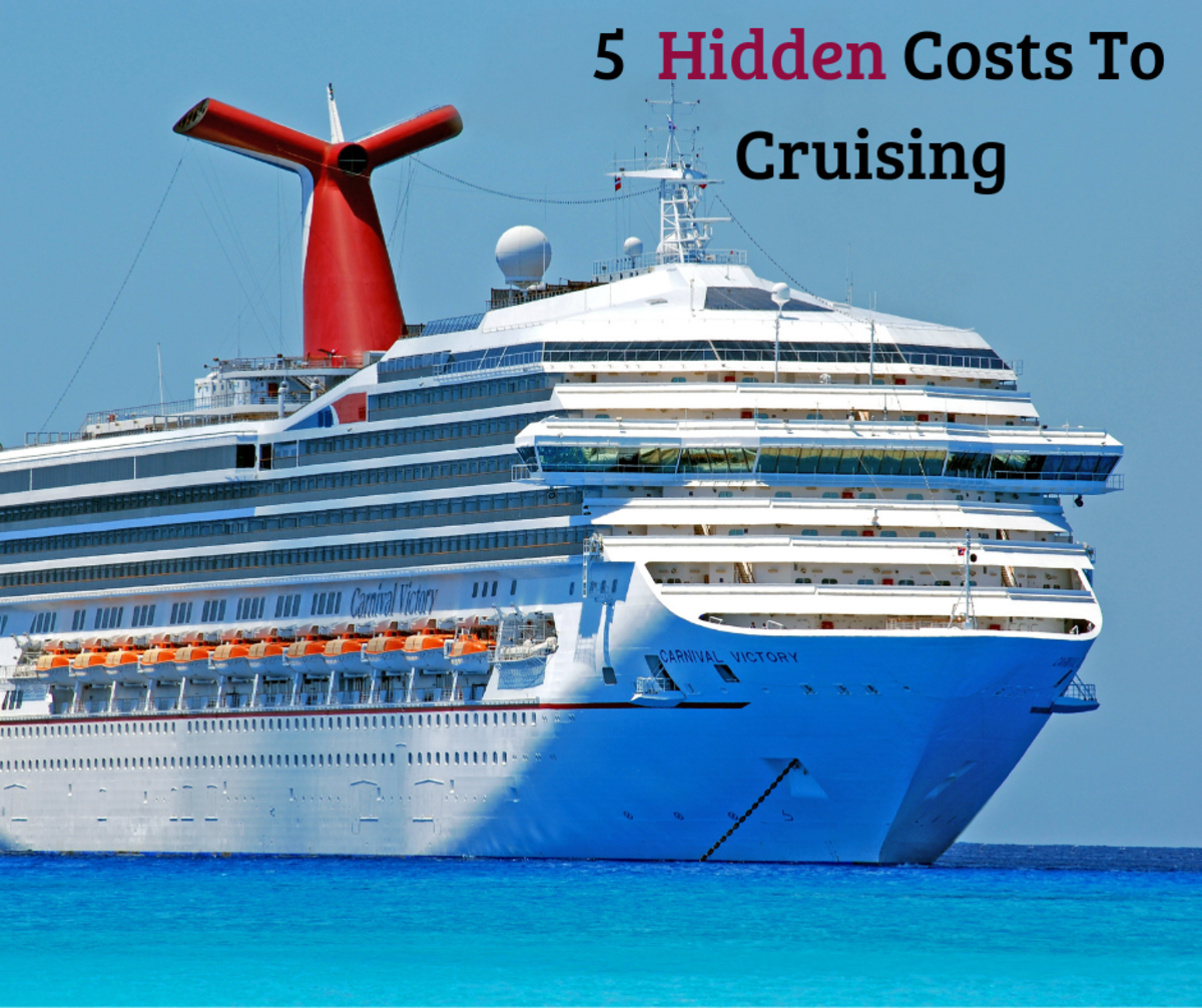 From tipping to paying for soda pop, there are lots of hidden costs to cruising that you should be aware of.