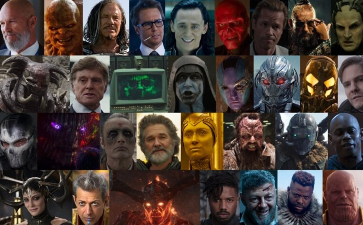 The Top 10 Best MCU Villains in the First Three Phases