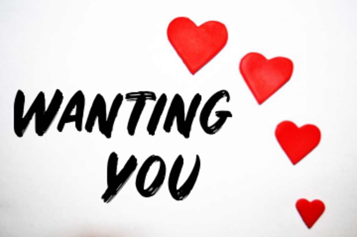 Poem: Wanting You