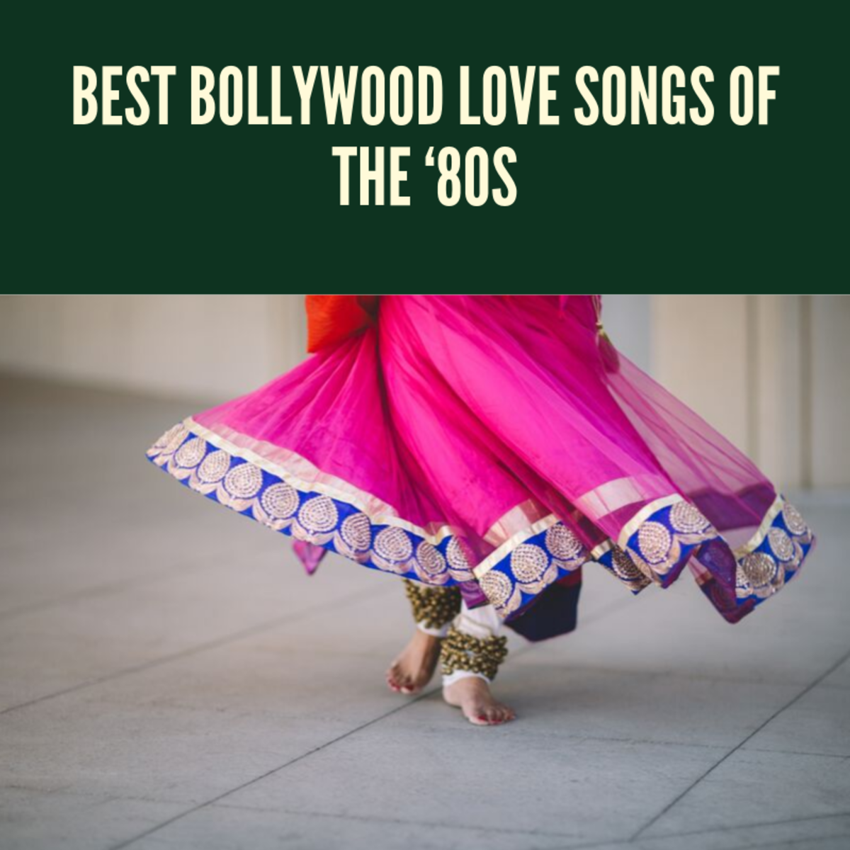 100 Best Bollywood Love Songs of the '80s
