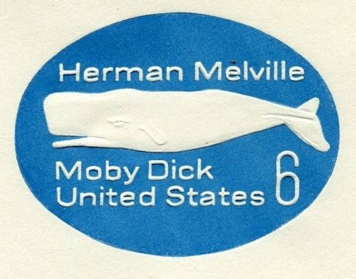 Moby Dick Book Review - Lunchtime Lit With Mel Carriere