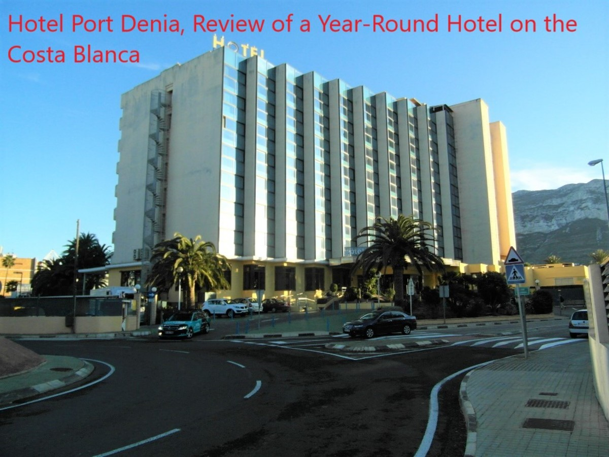 Hotel Port Denia, Review of a Year-Round Hotel on the Costa Blanca