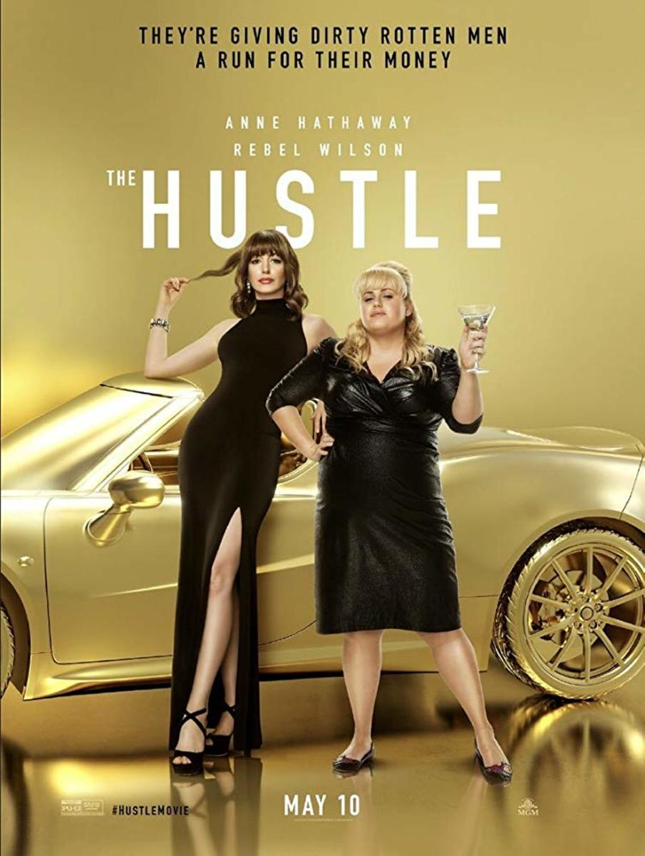 'The Hustle' (2019) An Irritated Movie Review