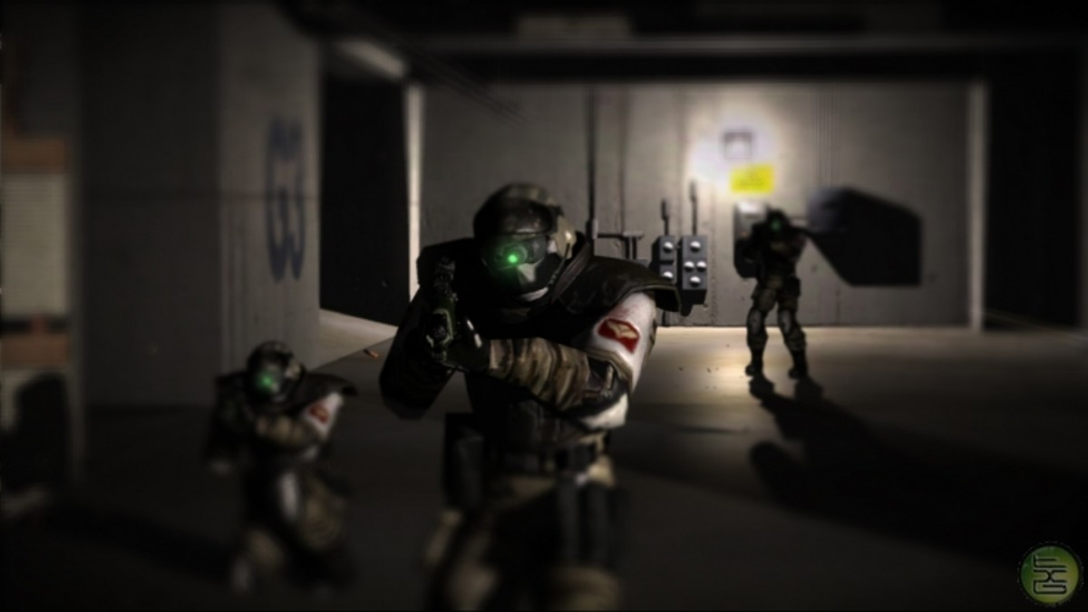 Hospital Fighter Ch. 10 Raiders