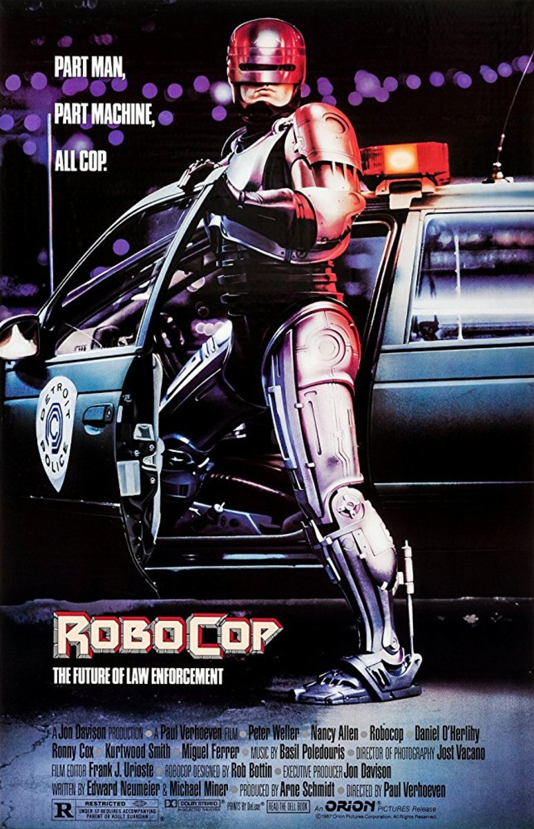 'RoboCop' (1987) An Electronically Classic Movie Review