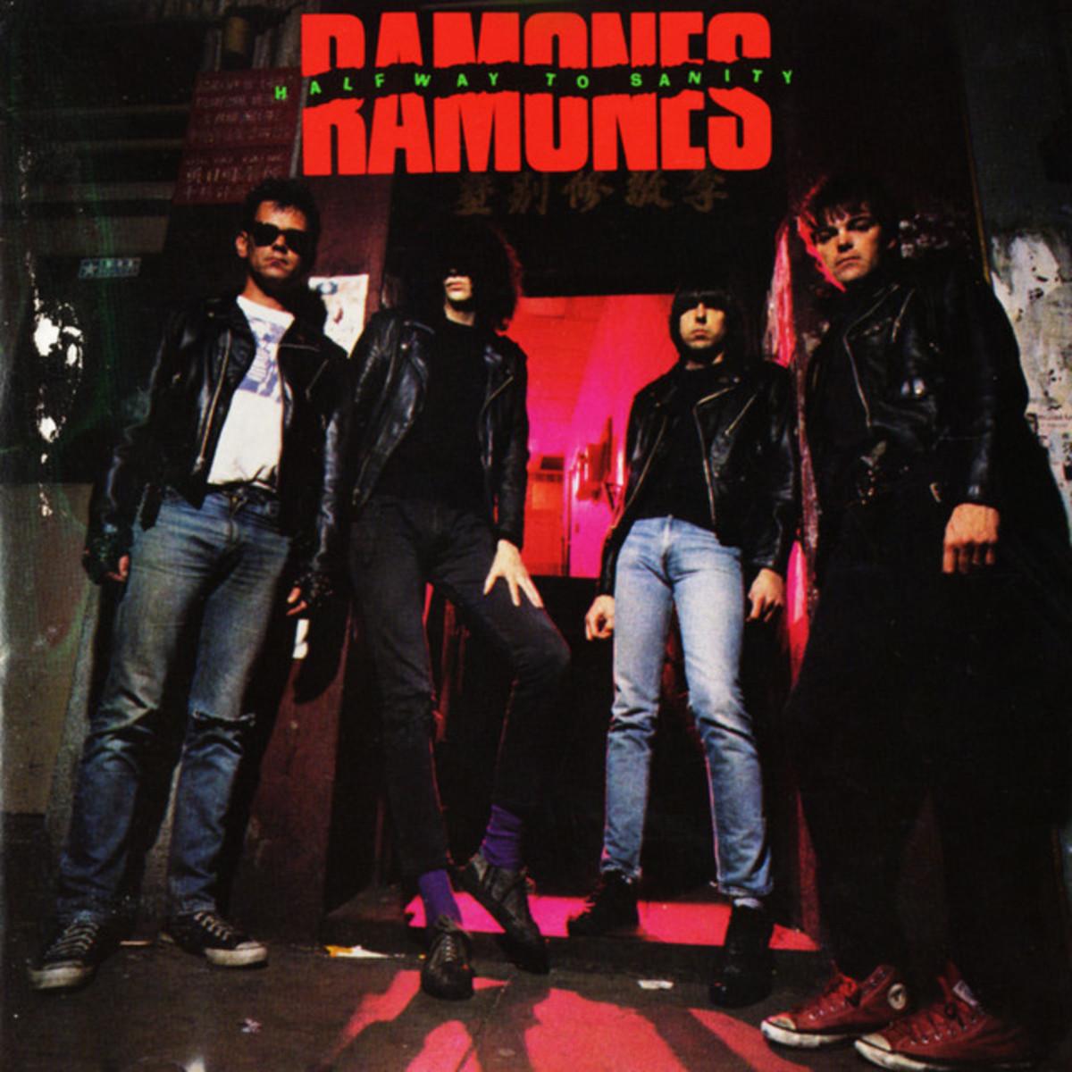 """Forgotten Hard Rock Albums: Ramones, """"Halfway to Sanity"""""""