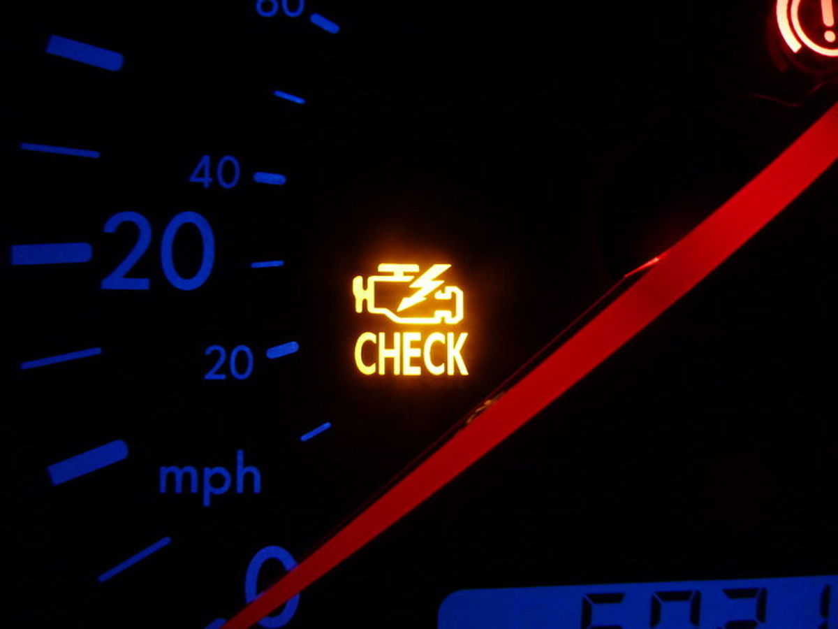 Check Engine Light - Should I Pull Over or Can I Keep Driving?