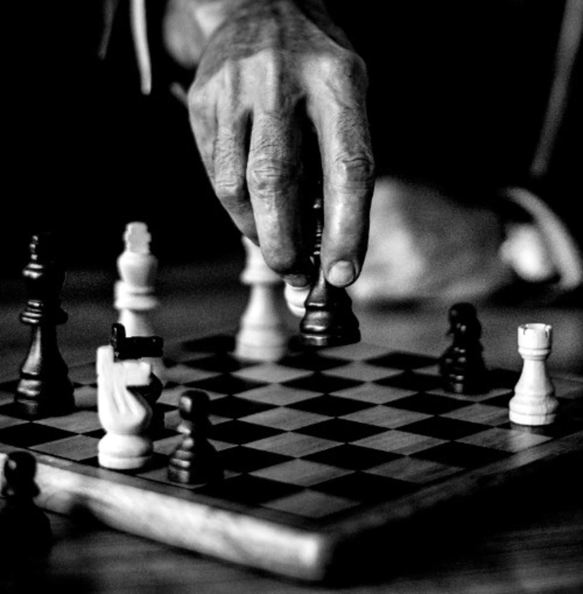Original Chess Poems