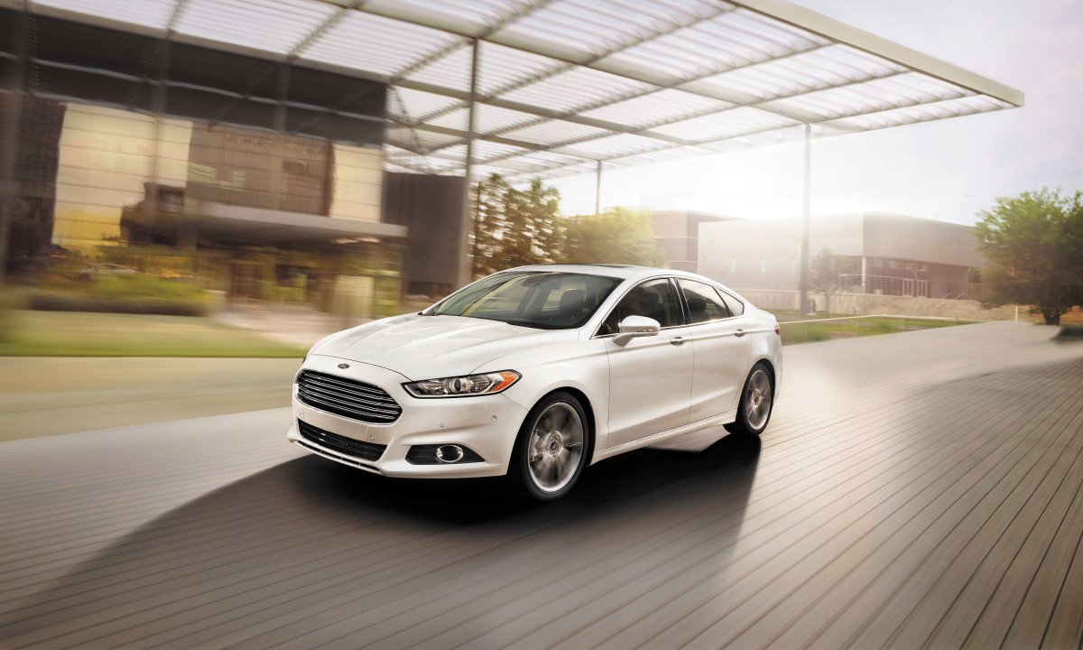 Ford Fusion - A Reliable Sedan for 2019 and 2020