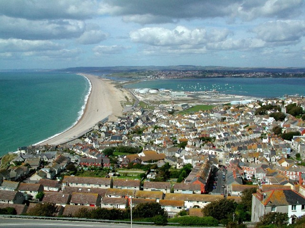 Some Natural Wonders of the Dorset Coast
