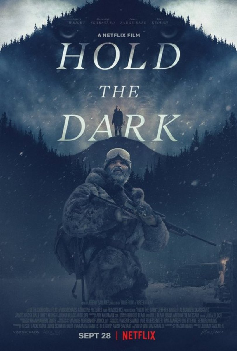 "2019 Netflix Halloween Countdown: ""Hold the Dark"""