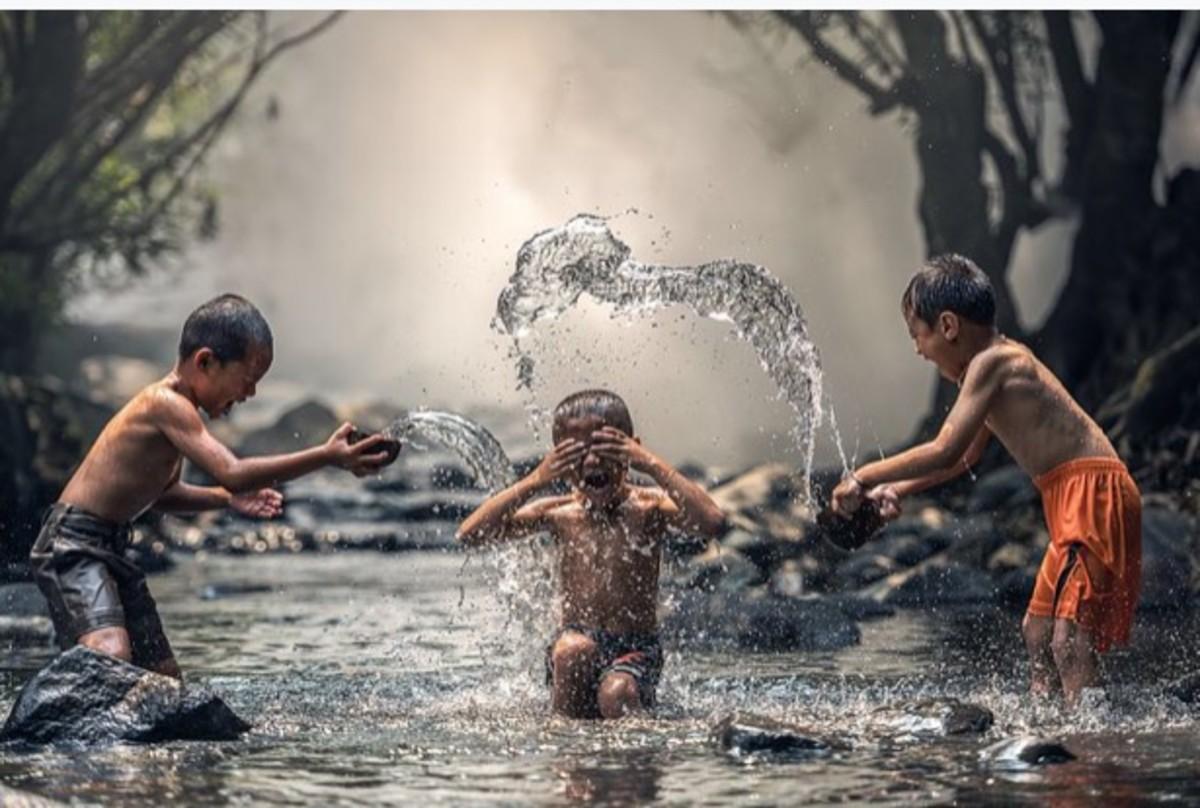 Wet Wild Wonders of Water
