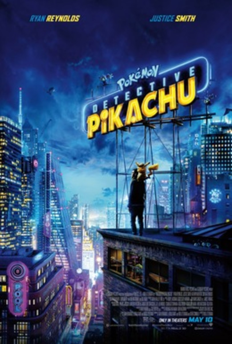 'Pokémon Detective Pikachu' Movie Review (2019)
