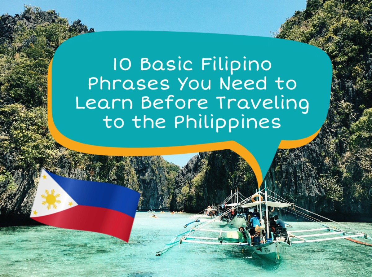 10 Basic Filipino Phrases You Need to Learn Before Traveling to the Philippines