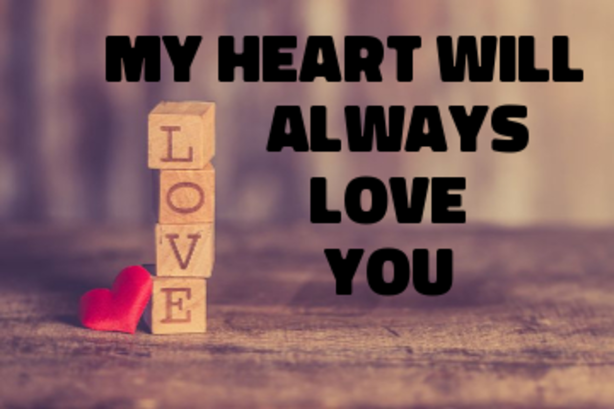 Poem: My Heart Will Always Love You