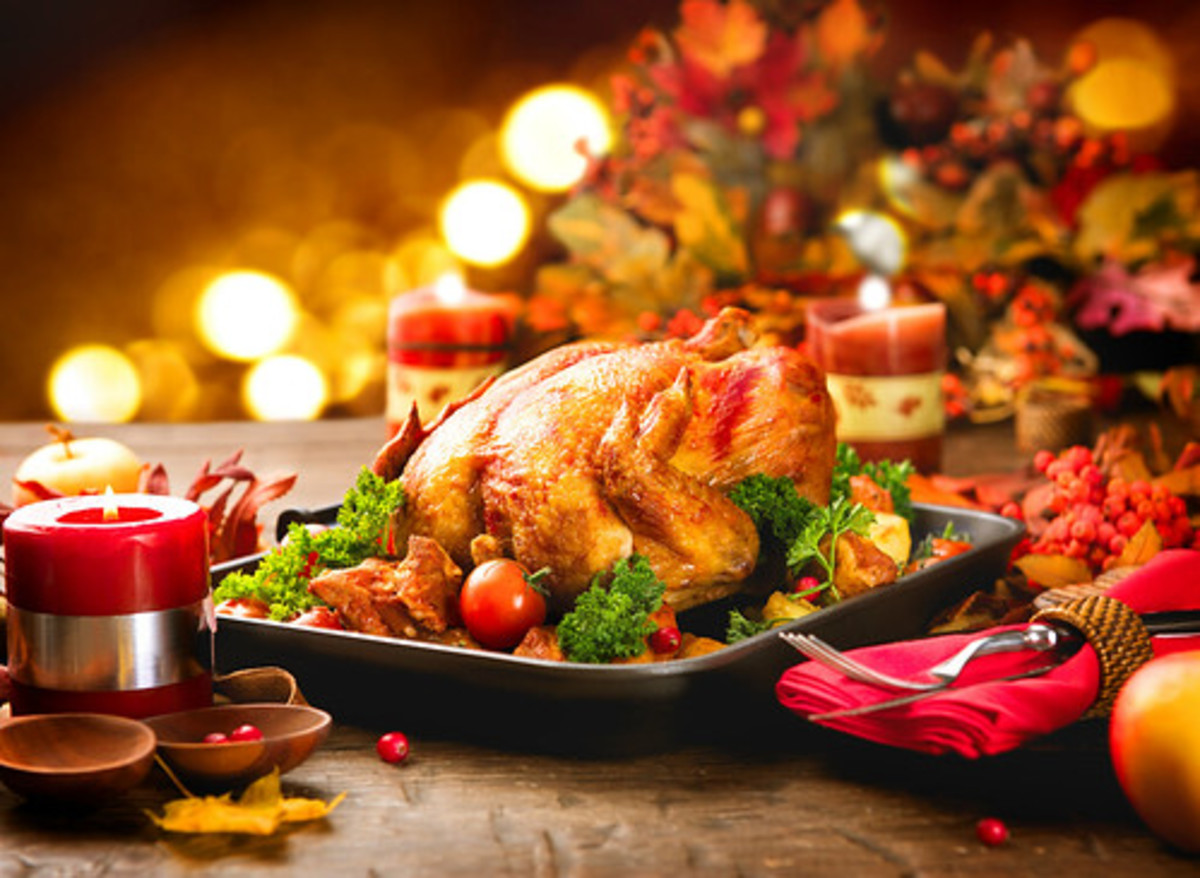 Winter feasts of various sorts have been around since before the birth of Christianity.